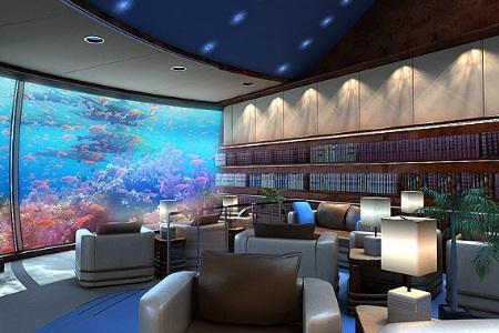 Poseidon undersea resort for Hoteles mas lujosos del mundo bajo el mar
