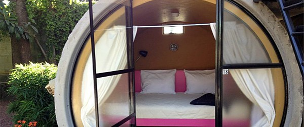tubohotel, un hotel sustentable