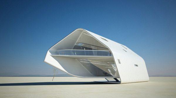 Roll House, casas del futuro