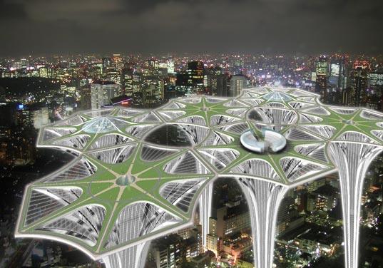 Sky Terra Towers, casas del futuro