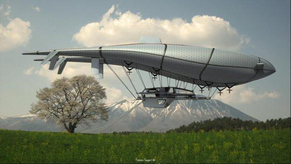 The Wolke 7, las casas del futuro