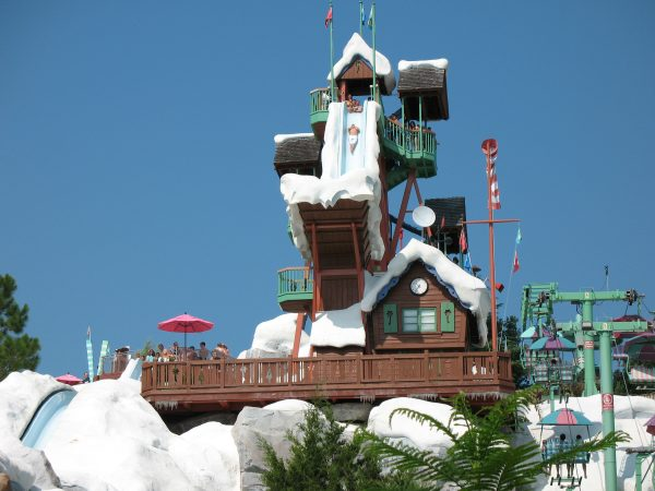 Disney´s Blizzard Beach Walter Park