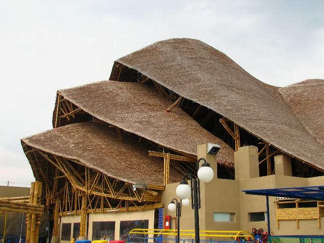 El bamb material ideal para la construcci n de for Construcciones minimalistas