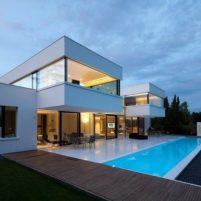 Tipos de arquitectura for Casa minimalista definicion
