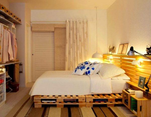 cama de palet