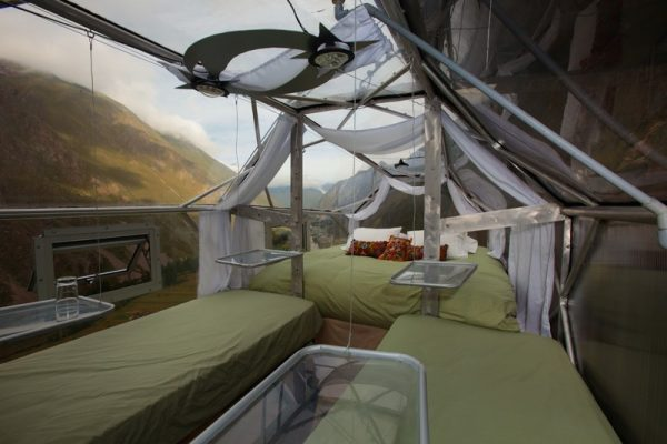 hotel Skylodge Adventure Suites