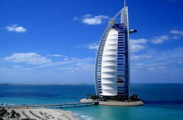 hotel hotel Burj Al Arab.