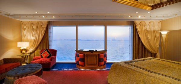 suite del hotel burj al arab