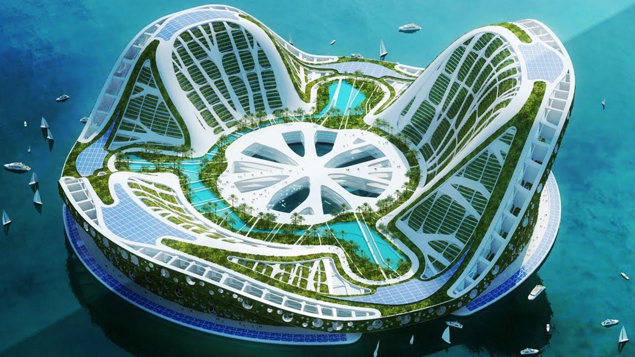 lilypad-ciudad-futurista