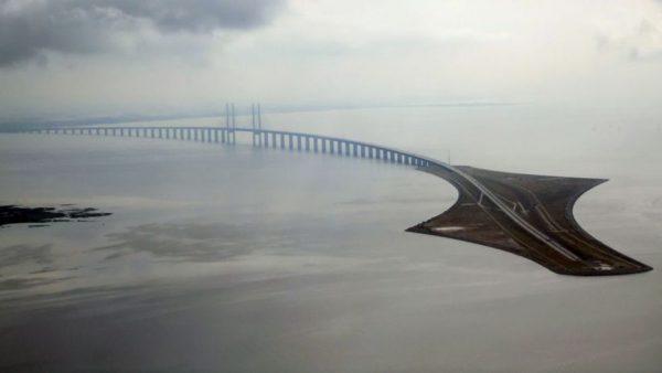 Puente tunel escandinavo