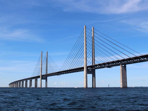 puente tunel dinamarca-suecia