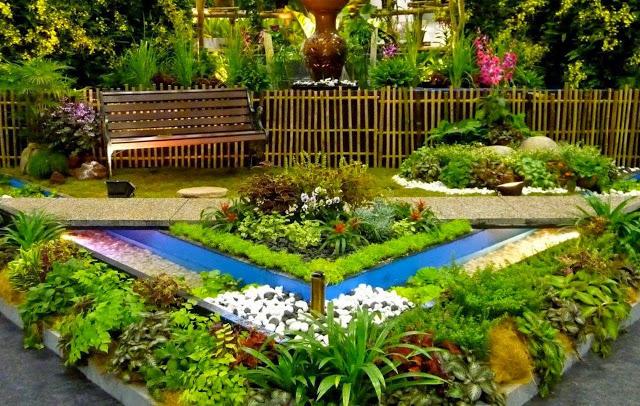 Tipos de jardines for Tipos de pinos para jardin fotos