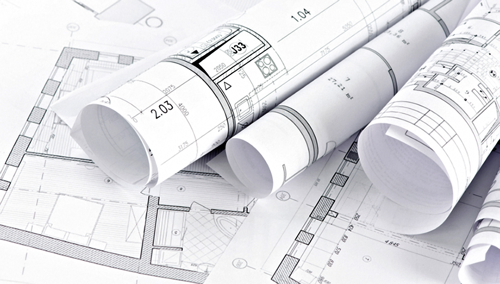 Tipos de planos for Planos arquitectonicos de un oxxo