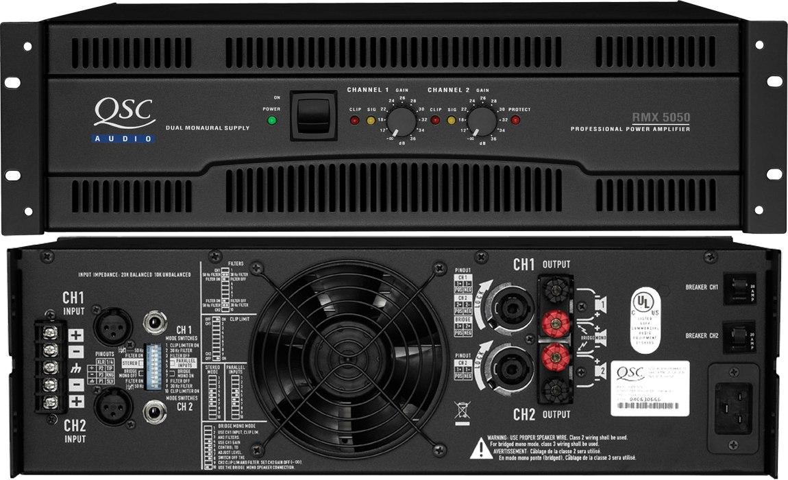 Compra amplificador de potencia profesional online al por