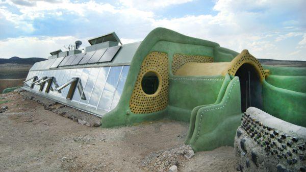 Casas recicladas